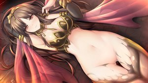 Rating: Explicit Score: 211 Tags: black_hair breasts brown_eyes cleavage eushully game_cg ikusa_megami li_qual long_hair navel pussy uncensored User: C4R10Z123GT