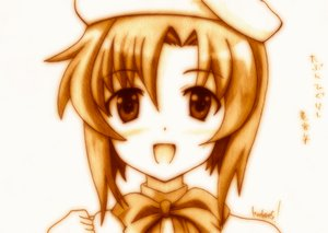 Rating: Safe Score: 12 Tags: godees higurashi_no_naku_koro_ni monochrome ryuuguu_rena User: talchi