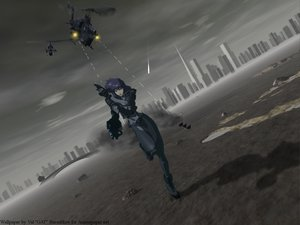 Rating: Safe Score: 34 Tags: ghost_in_the_shell kusanagi_motoko User: Oyashiro-sama