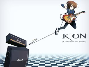 Rating: Safe Score: 15 Tags: hirasawa_yui k-on! User: HawthorneKitty