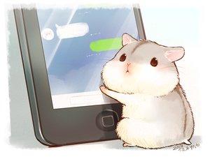 Rating: Safe Score: 80 Tags: animal nobody original phone signed yutaka_kana User: otaku_emmy