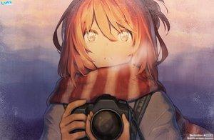 Rating: Safe Score: 246 Tags: camera cuffs_(studio) gayarou original scarf User: Wiresetc