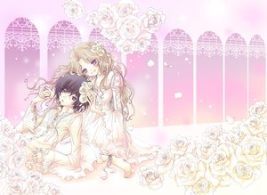 Rating: Safe Score: 12 Tags: code_geass lelouch_lamperouge nunnally_lamperouge User: HawthorneKitty