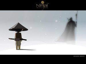 Rating: Safe Score: 14 Tags: katana ninja ninjai snow sword weapon white User: Oyashiro-sama
