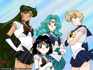 Rating: Safe Score: 36 Tags: elbow_gloves gloves group kaiou_michiru meiou_setsuna sailor_moon sailor_neptune sailor_pluto sailor_saturn sailor_uranus school_uniform tenou_haruka tomoe_hotaru watermark User: Oyashiro-sama