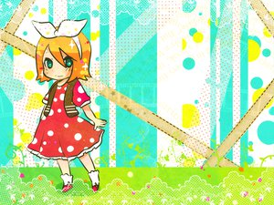 Rating: Safe Score: 10 Tags: kagamine_rin vocaloid User: HawthorneKitty