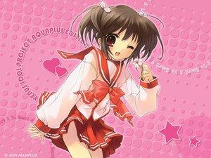 Rating: Safe Score: 7 Tags: aquaplus leaf to_heart to_heart_2 yuzuhara_konomi User: Oyashiro-sama