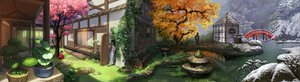 Rating: Safe Score: 170 Tags: autumn cherry_blossoms flowers japanese_clothes kimono mugon original scenic spring summer winter User: HawthorneKitty