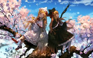 桜・花見の壁紙 1920×1200px 3779KB