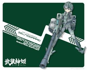 武装神姫の壁紙 1280×1024px 270KB