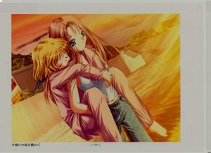 Rating: Safe Score: 7 Tags: air kamio_haruko kamio_misuzu User: Oyashiro-sama