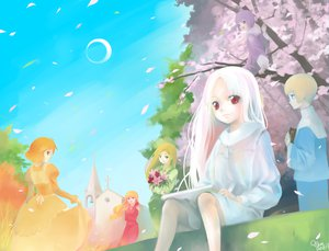 Rating: Safe Score: 15 Tags: baroque_(sound_horizon) el_(sound_horizon) elysion flowers rei_(sanbonzakura) sacrifice_(sound_horizon) sound_horizon stardust_(sound_horizon) tree yield_(sound_horizon) User: Oyashiro-sama