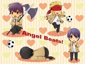 Rating: Safe Score: 15 Tags: angel_beats! fujimaki hinata_hideki noda tk User: HawthorneKitty