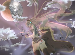 Rating: Questionable Score: 66 Tags: blue_eyes long_hair megurine_luka panties thighhighs underwear vocaloid User: w7382001