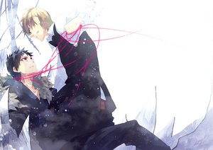 Rating: Safe Score: 14 Tags: durarara!! heiwajima_shizuo jpeg_artifacts male orihara_izaya User: salma1999
