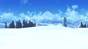 Rating: Safe Score: 124 Tags: clouds ihara_asta landscape nobody original scenic sky snow tree winter User: Flandre93
