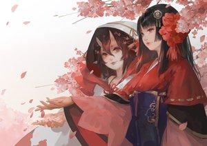 桜・花見の壁紙 1280×905px 651KB
