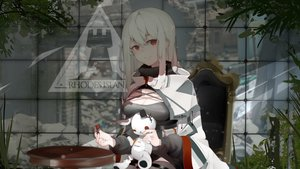 Rating: Safe Score: 53 Tags: arknights bunny long_hair red_eyes tagme_(artist) tagme_(character) white_hair User: BattlequeenYume