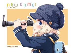 NEW GAME!の壁紙 2579×1837px 555KB