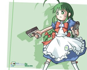 Rating: Safe Score: 9 Tags: anthropomorphism gun me os-tan weapon windows User: Oyashiro-sama