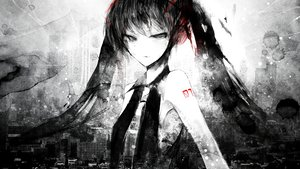 Rating: Safe Score: 137 Tags: gray hatsune_miku polychromatic sinomoku08 twintails vocaloid User: HawthorneKitty