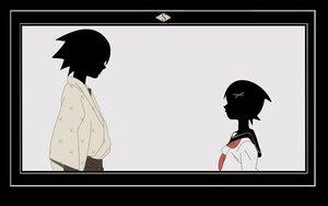 Rating: Safe Score: 0 Tags: fuura_kafuka itoshiki_nozomu sayonara_zetsubou_sensei User: 秀悟