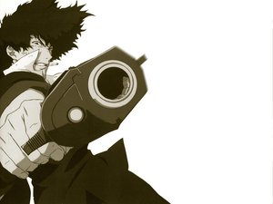 Rating: Safe Score: 18 Tags: cowboy_bebop jpeg_artifacts spike_spiegel User: Aosthi
