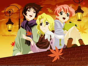 Rating: Safe Score: 0 Tags: anita_king autumn maggie_mui michelle_cheung read_or_die vector User: Oyashiro-sama