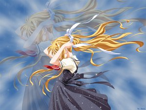 Rating: Safe Score: 1 Tags: air kamio_misuzu key visualart User: Oyashiro-sama