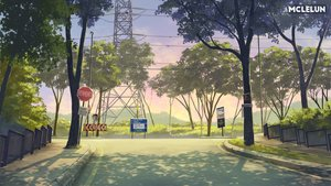 Rating: Safe Score: 30 Tags: clouds mclelun nobody original scenic shade sky tree watermark User: RyuZU