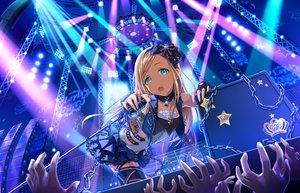 Rating: Safe Score: 42 Tags: annin_doufu idolmaster idolmaster_cinderella_girls idolmaster_cinderella_girls_starlight_stage layla_(idolmaster) User: RyuZU