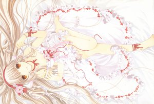 Rating: Safe Score: 36 Tags: chii chobits clamp dress scan User: Xtea