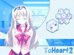 Rating: Safe Score: 4 Tags: aquaplus kusugawa_sasara leaf to_heart to_heart_2 User: 秀悟