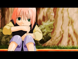 Rating: Safe Score: 21 Tags: haruno_sakura naruto pink_hair User: 秀悟