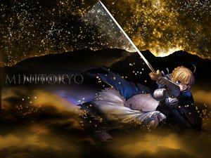 Rating: Safe Score: 12 Tags: fate/stay_night saber type-moon User: Oyashiro-sama