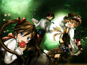 Rating: Safe Score: 9 Tags: alice_(pandora_hearts) emily_(pandora_hearts) gilbert_nightray oz_vessalius pandora_hearts sharon_rainsworth xerxes_break User: pantu