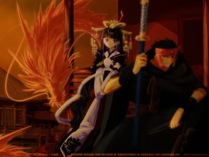 Rating: Safe Score: 1 Tags: kurogane tomoyo_(tsubasa) tsubasa_reservoir_chronicle User: Oyashiro-sama