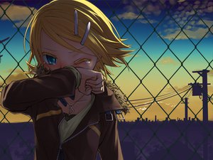Rating: Safe Score: 32 Tags: kagamine_rin vocaloid User: HawthorneKitty