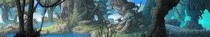 Rating: Safe Score: 33 Tags: dualscreen forest nagi_itsuki nobody original scenic tree User: FormX