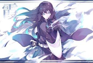 Rating: Safe Score: 22 Tags: katana kimetsu_no_yaiba sword tokitou_muichirou tomocha_(tmc_tmc8) weapon User: FormX