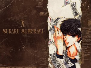 Rating: Safe Score: 3 Tags: clamp sumeragi_subaru x User: Oyashiro-sama