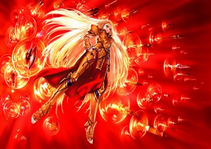 Rating: Safe Score: 58 Tags: armor fate/stay_night genderswap gilgamesh jian_huang sword weapon User: HawthorneKitty