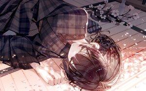 Rating: Safe Score: 3 Tags: atha brown_hair close japanese_clothes original short_hair yukata User: BattlequeenYume