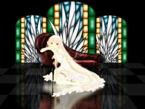 Rating: Questionable Score: 22 Tags: chii chobits User: gnarf1975