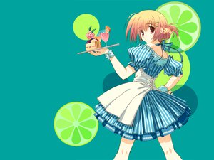 Rating: Safe Score: 22 Tags: cyan maid mitsumi_misato tagme waitress User: 秀悟