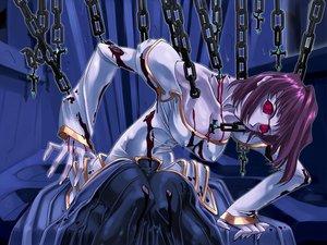 Rating: Safe Score: 62 Tags: arcueid_brunestud blood chain cross red_eyes shingetsutan_tsukihime User: Oyashiro-sama