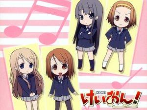 Rating: Safe Score: 6 Tags: akiyama_mio hirasawa_yui k-on! kotobuki_tsumugi tainaka_ritsu User: HawthorneKitty