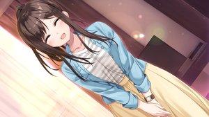 Rating: Safe Score: 47 Tags: futagawa_haru game_cg hibiki_works oryou re_cation_~melty_healing~ User: mattiasc02