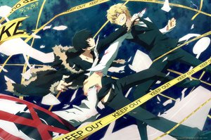 Rating: Safe Score: 47 Tags: blood durarara!! heiwajima_shizuo male orihara_izaya User: Katsumi