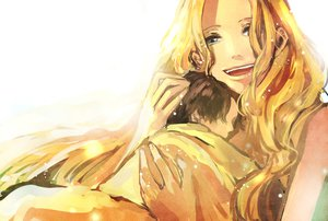 Rating: Safe Score: 36 Tags: one_piece pipay portgas_d_ace portgas_d_rouge User: FormX
